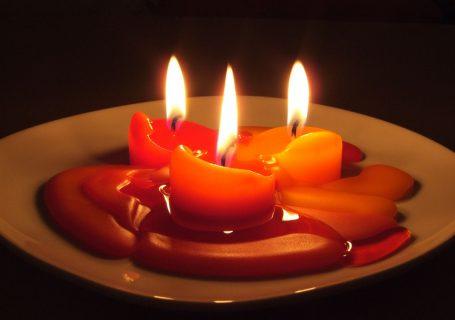 zapachowe świeczki