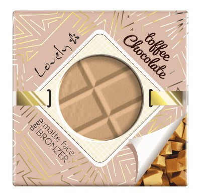 lovely bronzer Toffee Chocolate