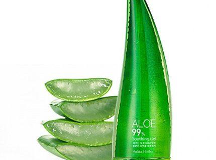 żel aloesowy Holika Holika - kosmetyki naturalne